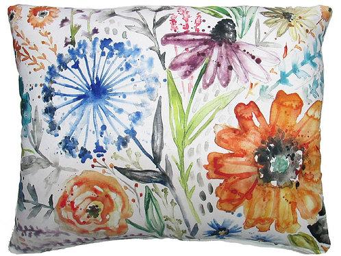 LS203, Watercolor Floral, 2 sizes