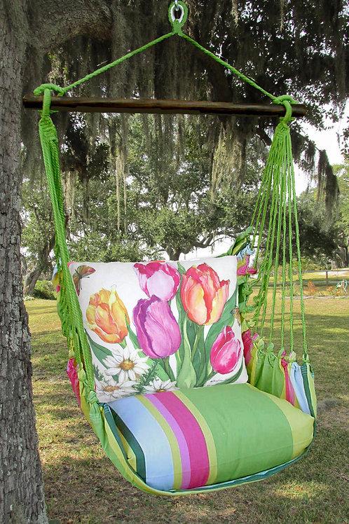 Tulips Swing Set, FLSR805-SP