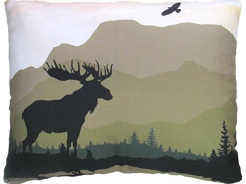 RR103, Moose on left, 2 sizes