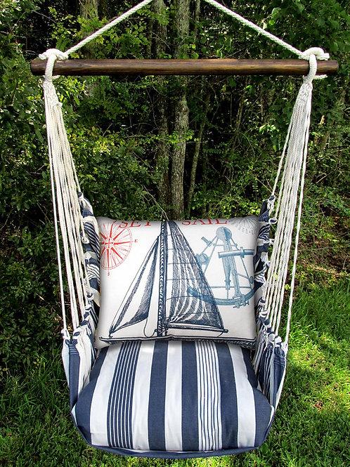MA Swing Set w/ Sailboat Pillow, MATC504-SP