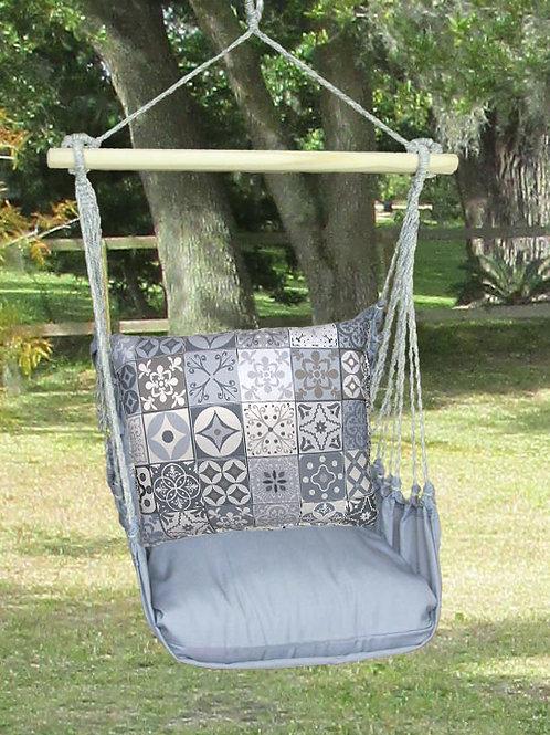 Gray Tiles Swing Set, GRMG201-SP