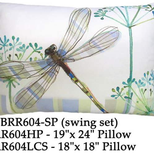 Dragonfly, RR604, 2 sizes