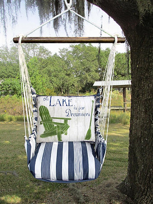 Lake is for Dreamers Swing Set, MASW606-SP