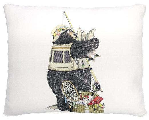 Fishing Bear, MLT905, 2 sizes