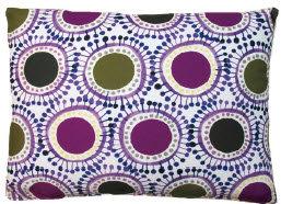 Folsom Circles Pillow, RRFLC, 2 sizes