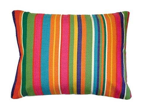 Le Jardin Fabric Pillow, LJ119HP, 19x24