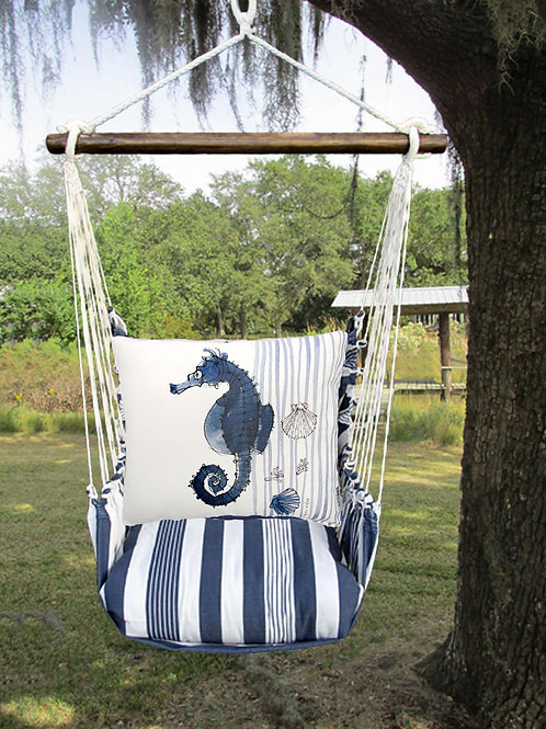 Seahorse Swing Set, MARR916-SP