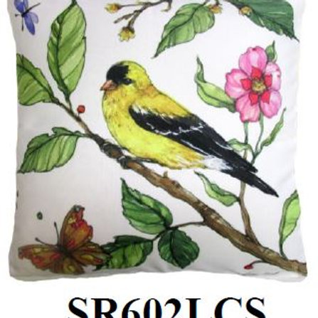 Bird on Branch 2, SR602LCS, 18x18 only