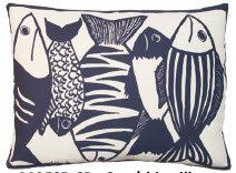 Fish Pillow, FSB, 2 sizes