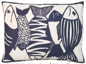 MA Pillow, Fish, FSBHP, 19x24