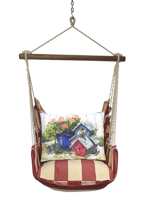 Birdhouses Swing Set, AMTC902-SP