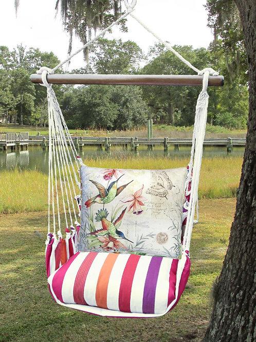 Hummingbirds Swing Set, CRSW901-SP