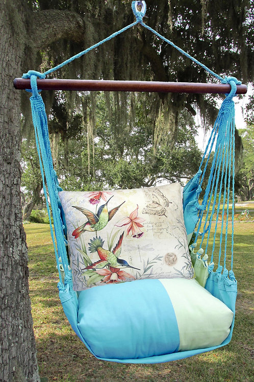 Hummingbirds Swing Set, MMSW901-SP