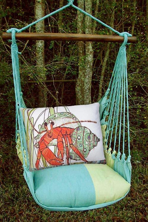 MM Swing Set w/ Hermit Pillow, MMRR501-SP