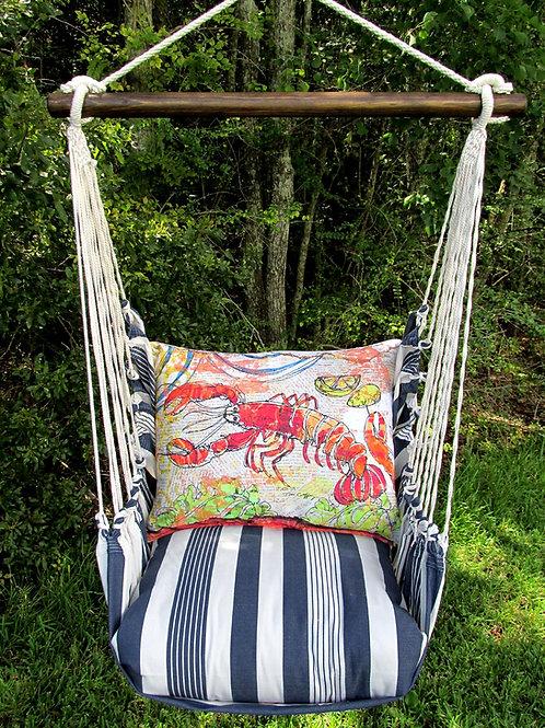 MA Swing Set w/ Lobster Pillow, MAFCLB-SP