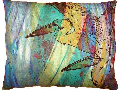 Pelicans, PEL1HP, 19x24