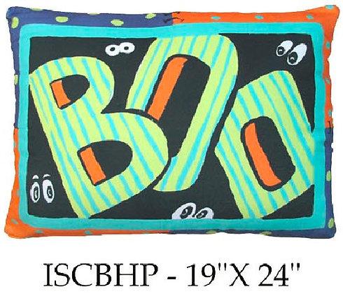 Halloween Boo, ISCBHP, 19x24