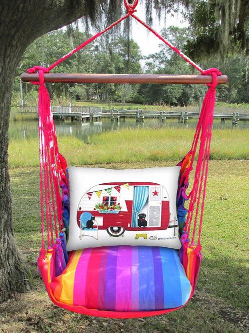 Camper Swing Set, RBMLT801-SP
