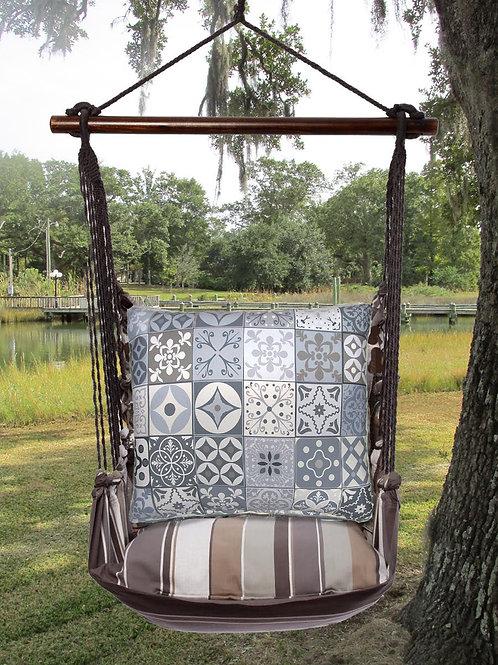 Moroccan Tiles Swing Set, SGMG201-SP