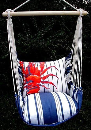 MA Swing Set w/ Lobster Pillow, MAML-SP