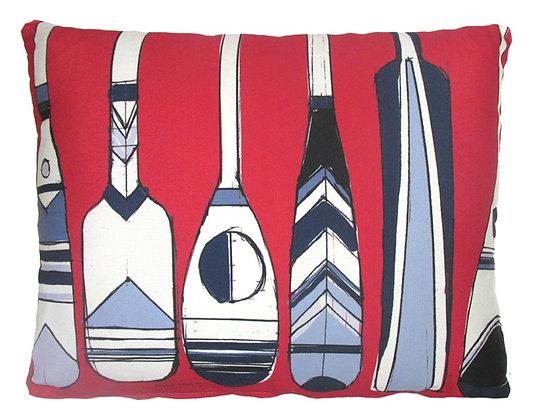 Paddles Pillow, RR807, 2 sizes