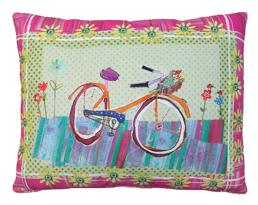 Bicycle Pillow, RRBIFL, 2 sizes