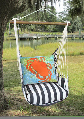 Crab Pillow and TB Swing Set, TBRR616-SP