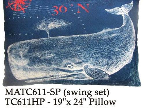 Whale, TC611, 2 sizes