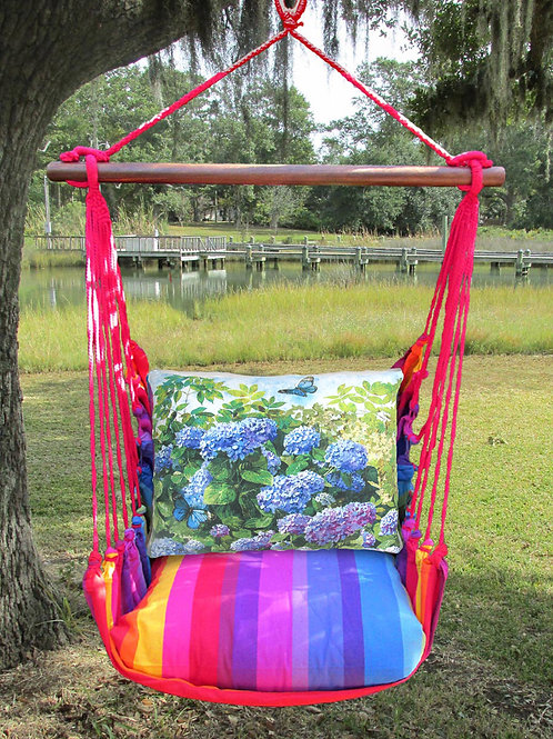 Hydrangea Swing Set, RBTC802-SP
