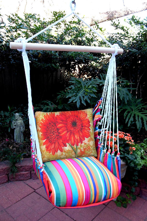 LJ Swing Set, Gerberas, LJTCRGP-SP