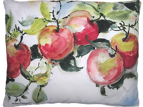 SW206, Watercolor Apples, 2 sizes