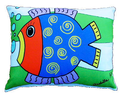 Fish, FHBHP, 18x18 only