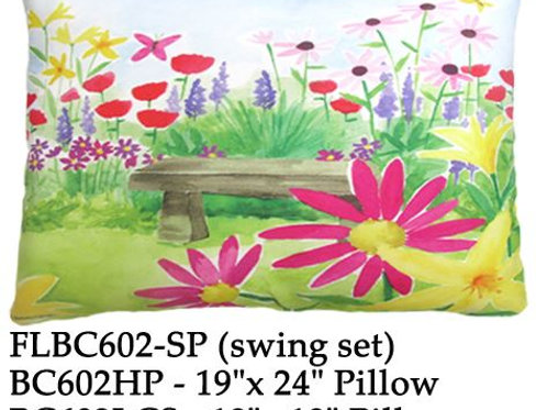 Garden Bench, BC602LCS, 18x18 only
