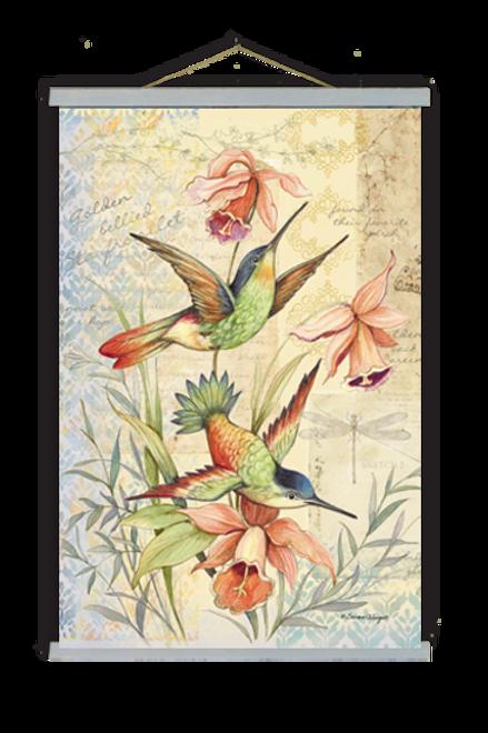 Hummingbirds, SW901, 2 sizes