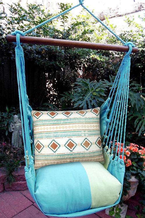 MM Swing Set w/ Southwest 3 Pillow, MMSTW3-SP