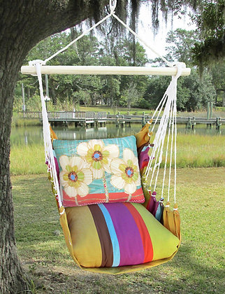 CF Swing Set w/ Daisies, CFRR602-SP