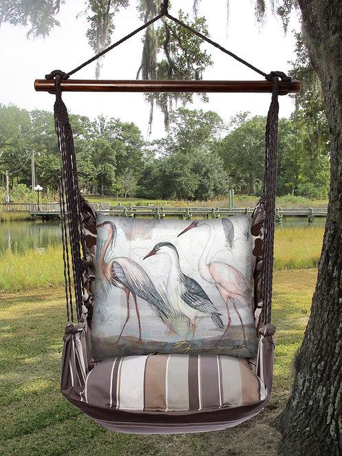 Marching Herons Swing Set, SGSW706-SP