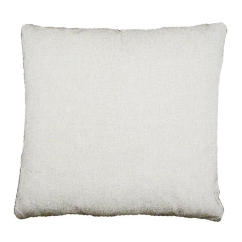 Latte Fabric Pillow, LT199HP, 19x24