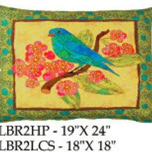 Bird Pillow, LBR2, 2 sizes