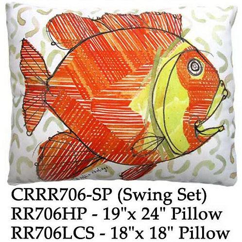 Modern Fish, RR706, 2 sizes