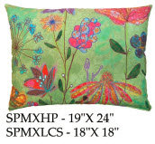 Flower Pillow, SPMX, 2 sizes