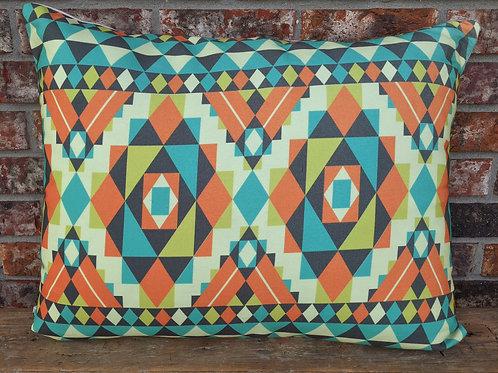 Tribal Design Pillow, TRB1, 2 sizes