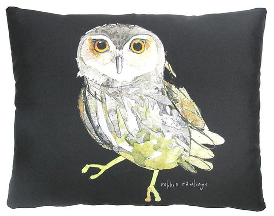 Owl Pillow, RR910, 2 sizes available