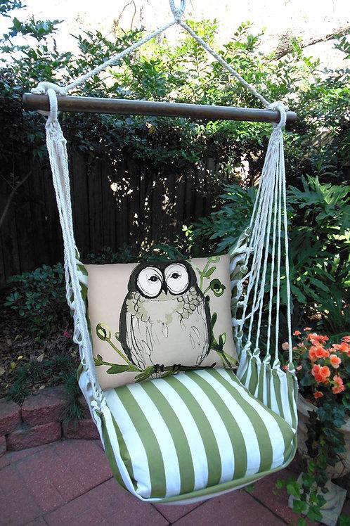SP Swing Set w/ Owl Pillow, SPRROGB-SP