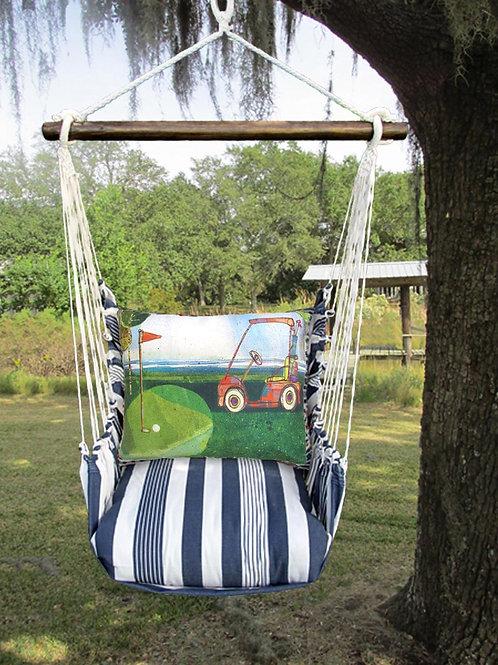 MA Swing Set w/ Golf CartPillow, MARR620-SP
