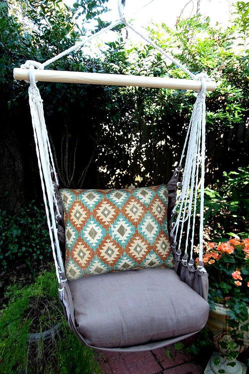 CH Swing Set w/ Southwest 4 Pillow, CHSTW4-SP