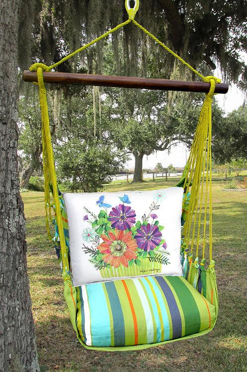Spring Bouquet Swing Set, CTRR911-SP