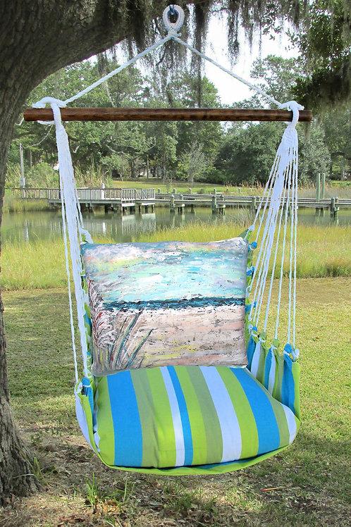 Beach Landscape 1 Swing Set,  BBLS201-SP