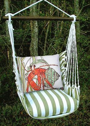 SP Swing Set w/ Hermit Crab Pillow, SPRR501-SP