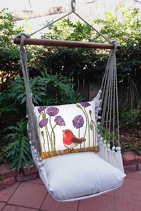 LT Swing Set w/ Red Robin Pillow, LTRR504-SP